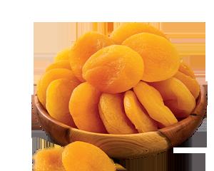 Польза сушеных абрикосов